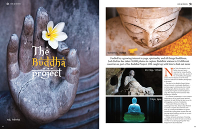 Buddha Project Theravada Buddhism zen Meditation yoga OM Yoga Magazine Buddha